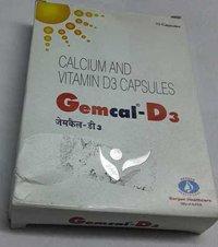 calcium vitamin d3  capsules