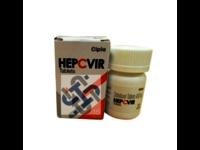 Hepcvir Sofosbuvir 400mg Tablets