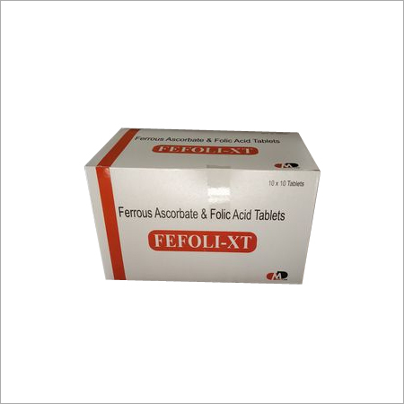 FERROUS ASCORBATE 100 MG +FOLIC ACID 1.5 MG