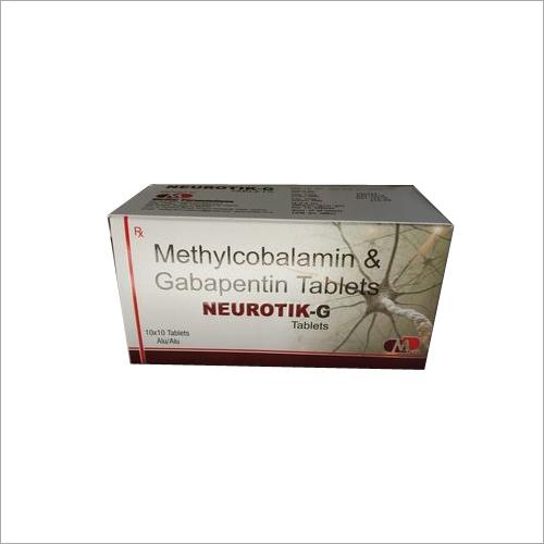 GABAPENTIN + METHYLCOBALAMIN