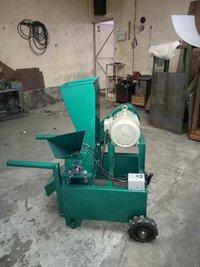 Agriculture and Garden Waste Shredder Machine