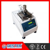 IULTCS & Veslic Leather Abrasion Tester