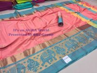 Wedding For Pure Silk Designer Sarees
