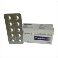 etoricoxib 60 mg thiocolchicoside
