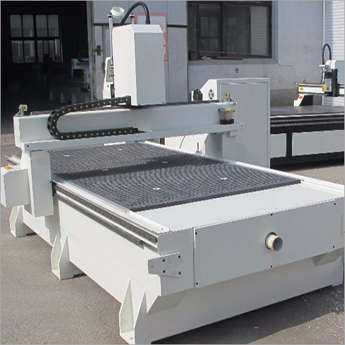 Vacuum CNC  Bed Machine