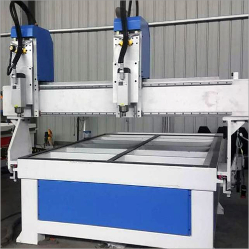 CNC Double Head Machine