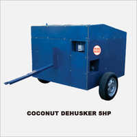 5 HP Coconut Dehusker