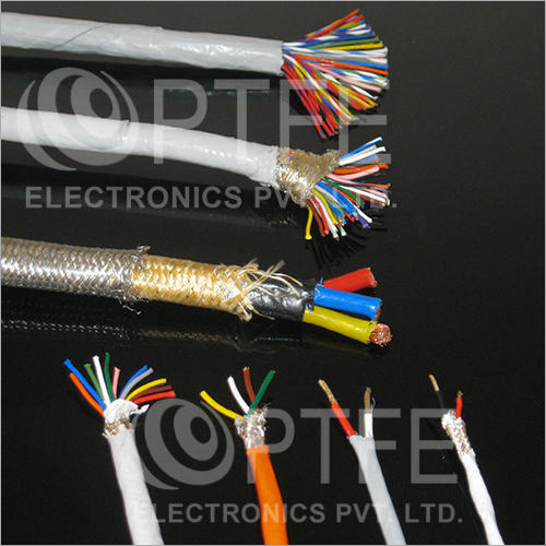 PTFE Multi Core Cables
