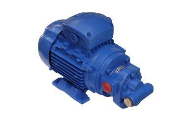 Rotary Gear Pump Type HGCX