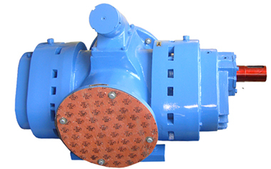 Rotary Triple Twin Gear Pump Type NDX