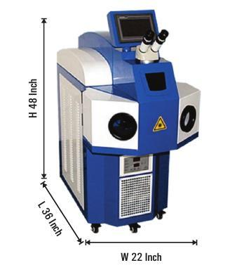 Jewellary Laser Spot Welding & Soldering Machine