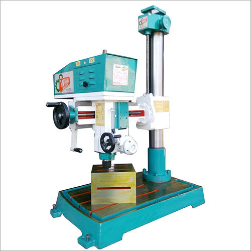 25 MM Radial Drilling Machine