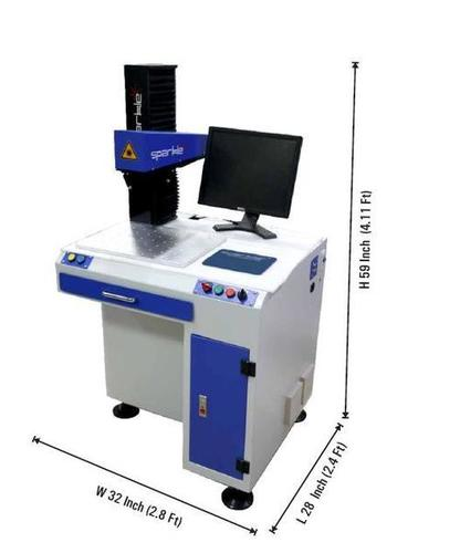 Laser Marking & Engraving Machine