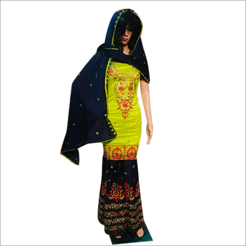 Ladies Designer Sharara Suit