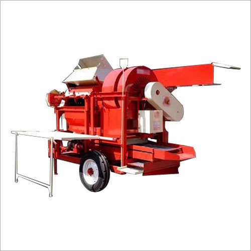 Agricultural Crop Thresher