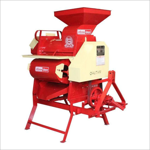 Hydraulic Maize Thresher