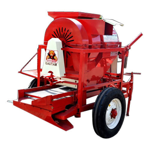 Agricultural Auto Feeder Thresher