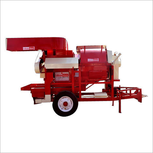 Multi Crop Auto Feeder Thresher