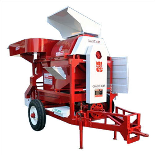 Fully Automatic Auto Feeder Thresher