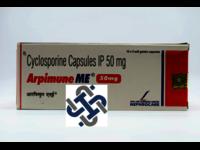Arpimune Me Cyclosporine 50mg Capsules