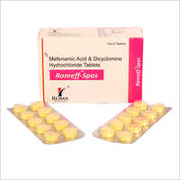Dicyclomine Hydrochloride Tablets