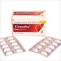 Ursodeoxyxholic Acid Tablet
