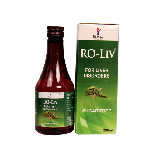 Liver Disorder Syrup