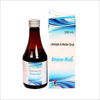 200 ml Lithotriptic Syrup