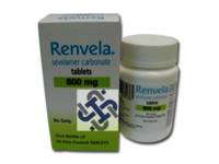 Renvela Sevelamer 800mg Tablet