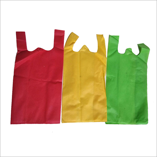 Multi Color W Cut Non Woven Bag