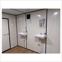 Portable Washroom Cabin