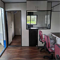 Fully Furnished Portable Office Cabin