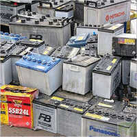 Used Waste Batteries Scrap