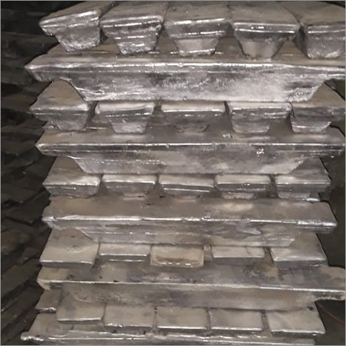 Refined Lead Ingots