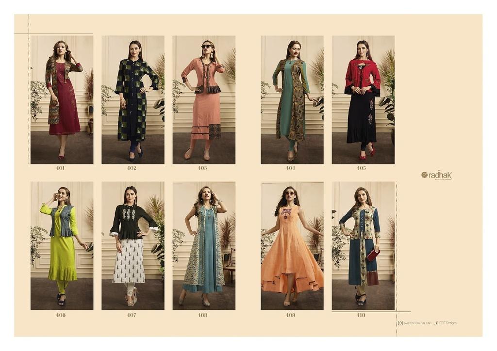 Latest Kurtis Collection