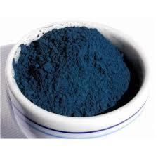Natural Blue Dyes