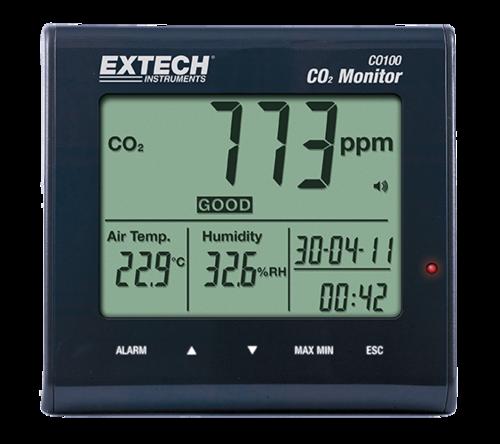 CO100: Desktop Indoor Air Quality CO2