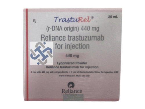 Trasturel Trastuzumab 440mg Injection
