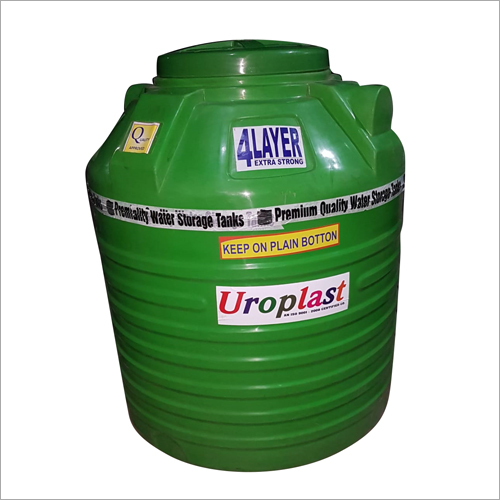 4 Layer Water Storage Tank