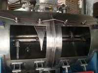 Industrial Plough Shear Blender