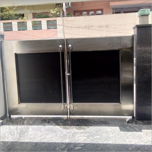 Aluminium SS Gates