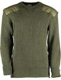 Army Men Sweater