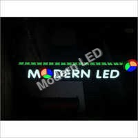 ACP Glow Sign Boards