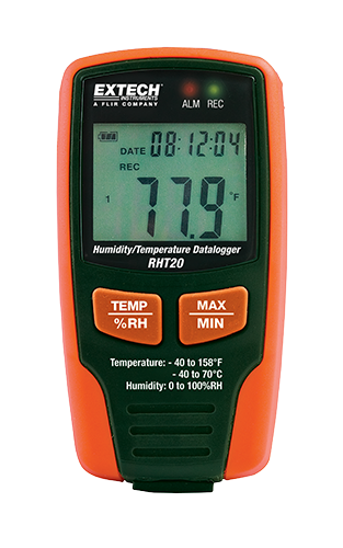 Humidity And Temperature Datalogger