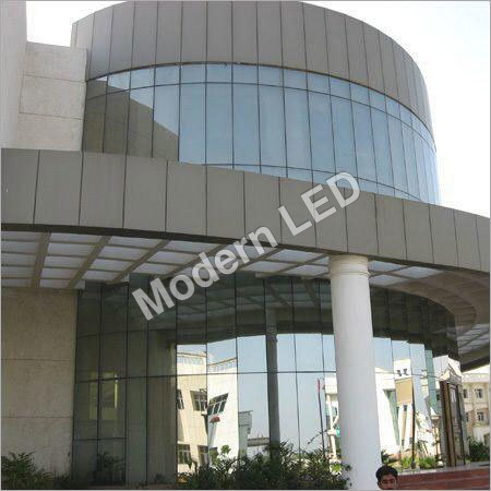 LED Building Facade Lighting