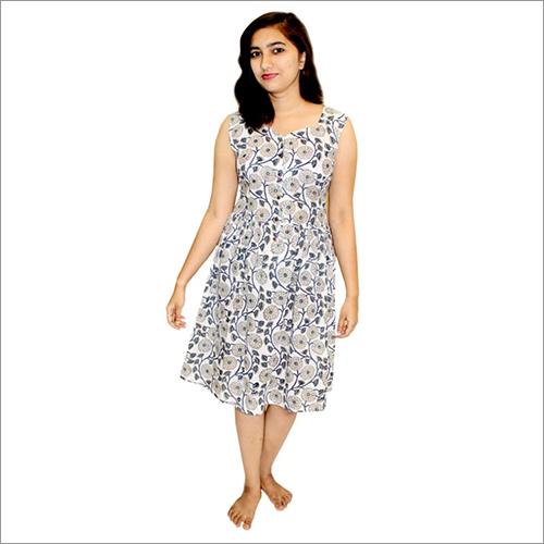 Ladies Pure Cotton Kurti