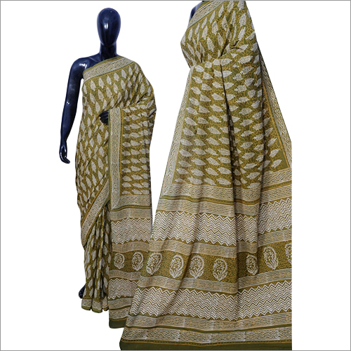 Ladies Customize Saree