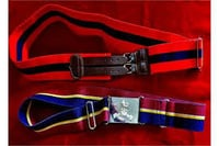 Military Web and Nylon Belts