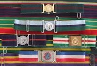 Regimental Belts