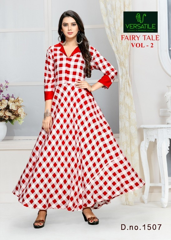 Gown Style Long Kurtis